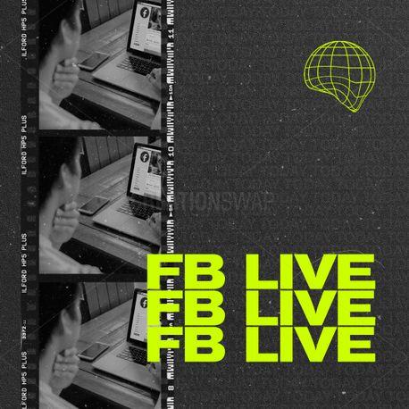 Facebook Live Promo Social (87322)