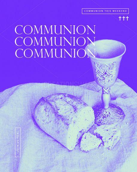 Communion Colorful Social (87369)