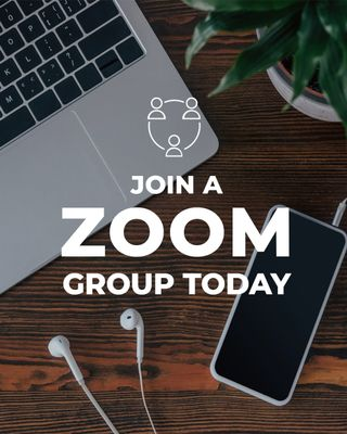Join a Zoom Group Today Social