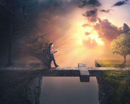 Crossing the Bridge (87429)