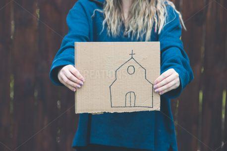 Church Drawing (87470)
