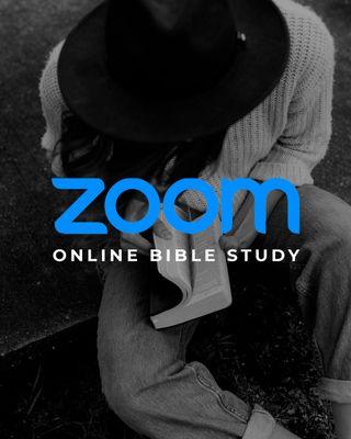 Zoom Online Bible Study