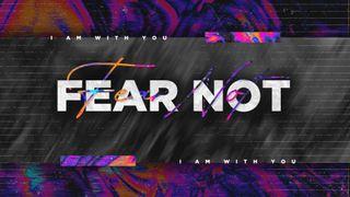 Fear Not Title Motion