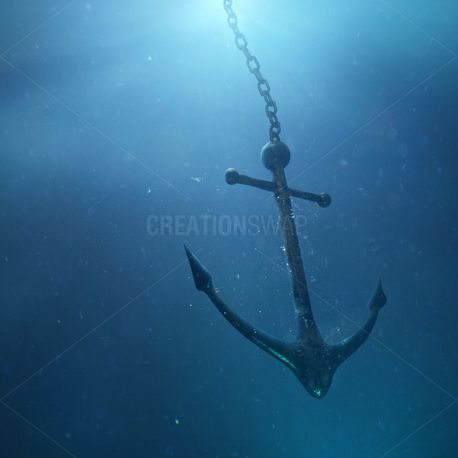 Anchor in the Water (87556)