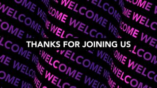 Welcome Typography