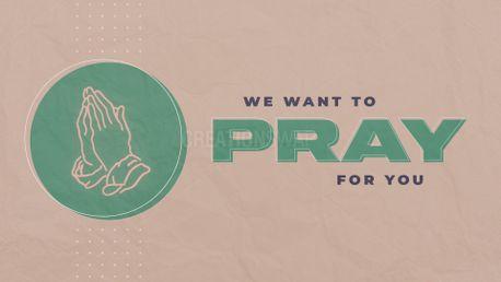 Pray Slide (87577)