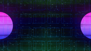 Neo Block Background 2