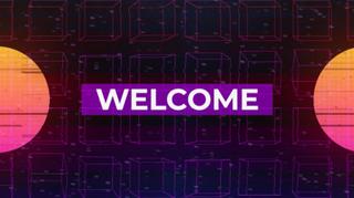 Neo Block Welcome