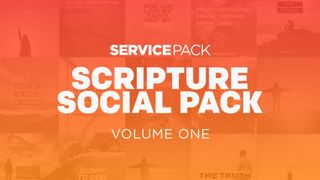 Scripture Social Square Pack
