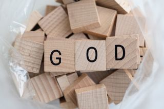 the word GOD