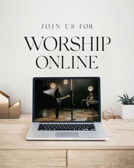 Worship Online (87744)