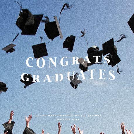 Congrats Graduates! (87760)