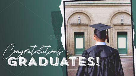 Congratulations Graduates (87855)
