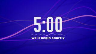 WavyLines Livestream Countdown