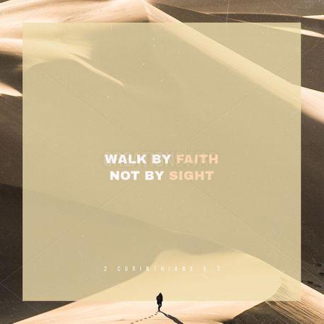 Walk by Faith (88211)