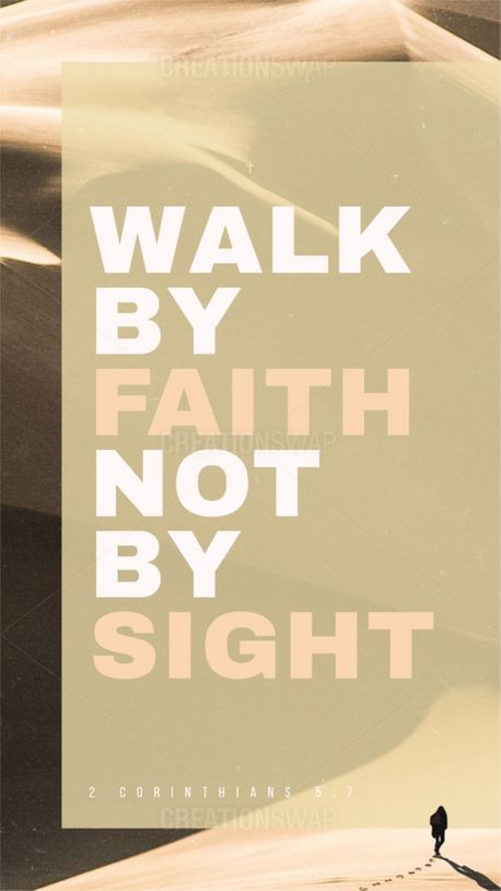 Walk by Faith (88213)