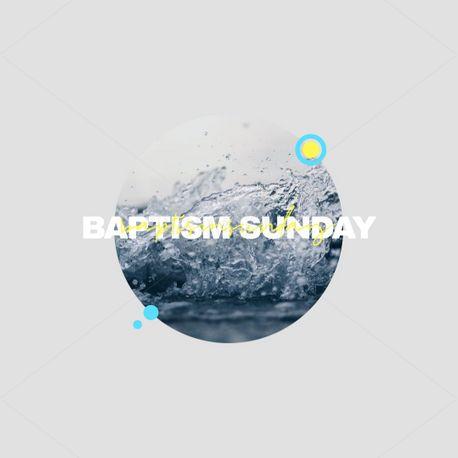 Baptism Sunday (88255)