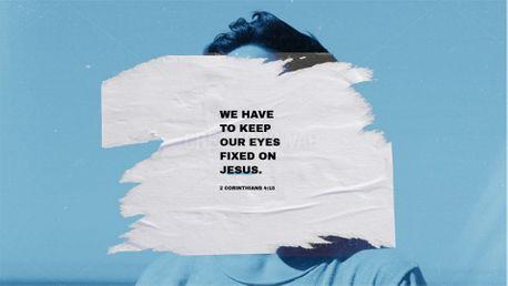 Eyes on Jesus (88275)