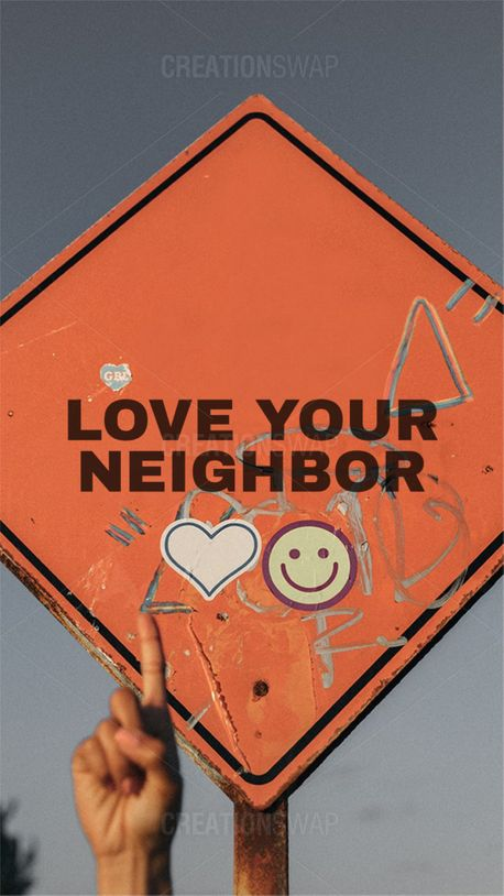 Love your Neighbor  (88324)
