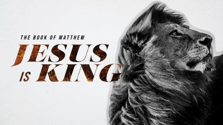 Jesus is King | Sermon Series (88370)