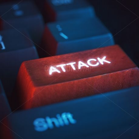 Attack Key on Keyboard (88413)