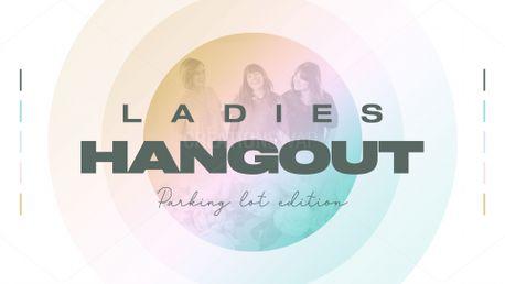 Ladies Hangout Slide (88433)