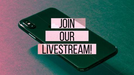 Live Stream Slides (88560)