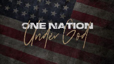 One Nation Under God (88644)