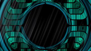 Blocky Torus Background 4
