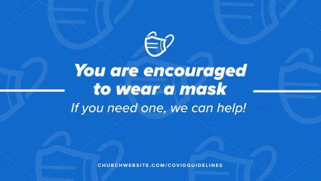 Face Mask Walk-In Slide (88696)