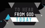 Hear From God (Opener) (88786)