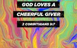 Cheerful Giver  (88867)