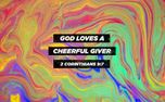 Cheerful Giver  (88868)