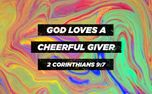 Cheerful Giver  (88869)