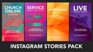 Livestream Instagram Stories