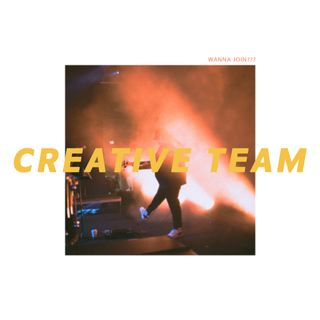 Join the Creative Team