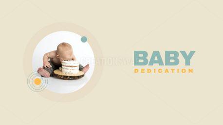 Baby Dedication (88983)