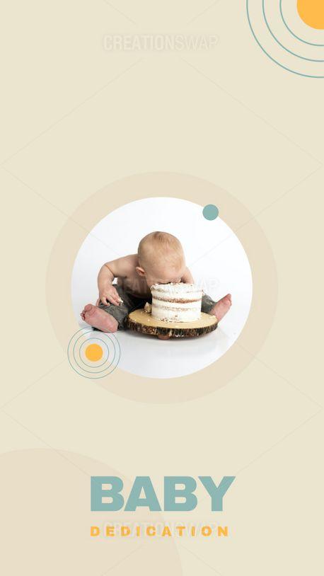 Baby Dedication  (88984)