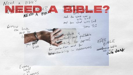 Need a Bible? (89022)