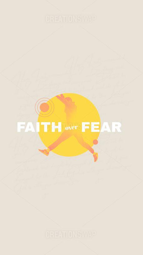 Faith Over Fear (89029)
