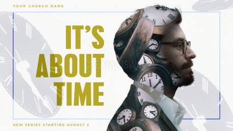 It's About Time Slide (89055)