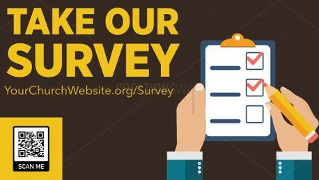 Take Our Survey (89258)