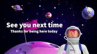 Space service closer