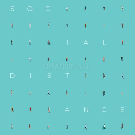 Social Distance (89307)