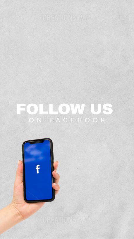 Follow us on Facebook  (89385)