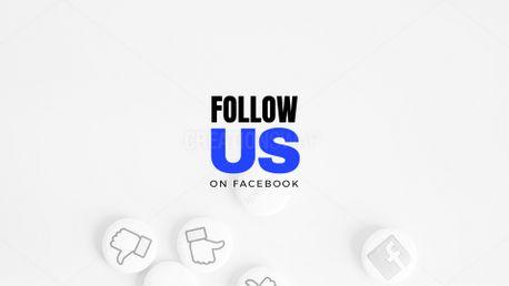 Follow us on Facebook (89388)