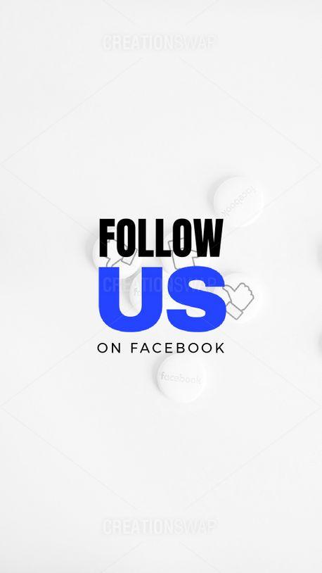 Follow us on Facebook (89389)