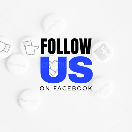 Follow us on Facebook (89390)