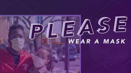 Please Wear A Mask (89413)