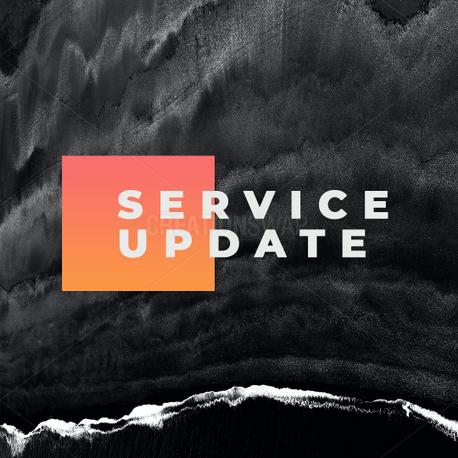 Service Update (89420)